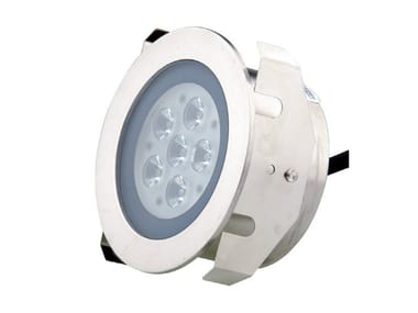 LED underwater lamp for fountains AQUA 6