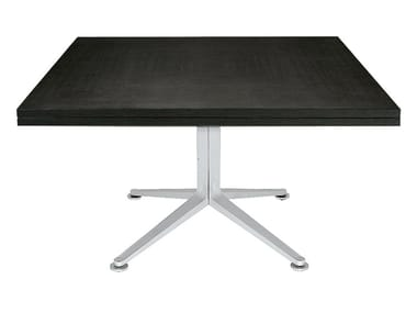 Extending table with 4-star base RADICEQUADRA