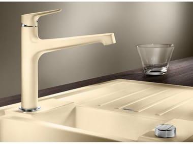 Countertop 1 hole Silgranit® kitchen mixer tap BLANCO FELISA versione SILGRANIT