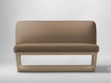 Leather sofa LÈIA | Sofa