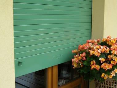 Anti-burglary galvanized steel roller shutter Roller shutter