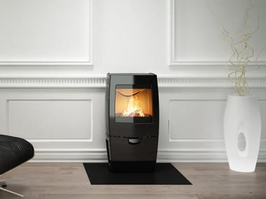 Wood-burning stove EMERAUDE