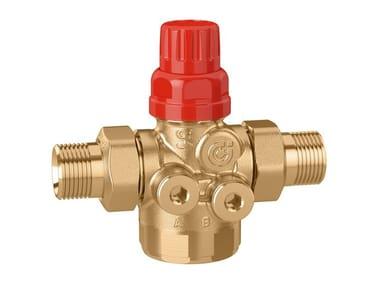 Pressure independent control valve (PICV) 145 Control valve