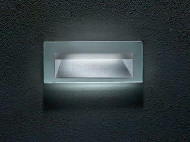 Segnapasso a LED a parete QUANTUM | Segnapasso