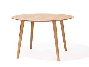 Round dining table MALMÖ | Round table