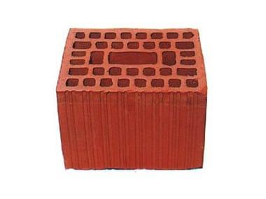 Clay building block LATERIZI A MACCHINA