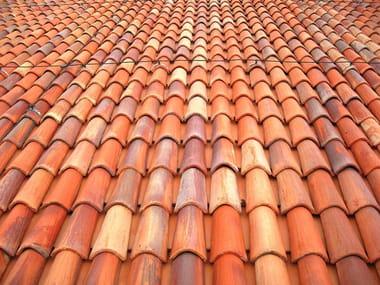 Quarry bent roof tile COPERTURE E ACCESSORI