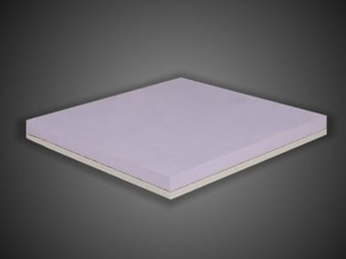 Gypsum plasterboard for thermal insulation GIBITEC® ES