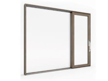 Lift and slide window INFINITY