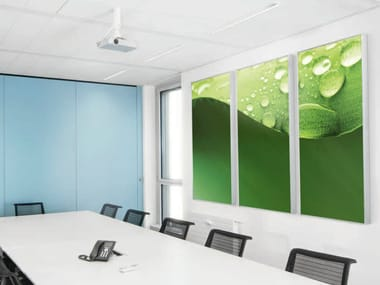 Decorative acoustic panel AMF Line Modern