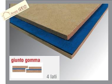 Wood fibre sound insulation panel GEOGUM L