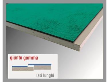 Acoustic gypsum plasterboard CARTONGUM