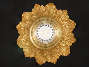 Faretto a LED in bronzo 51300 | Faretto