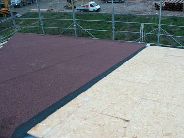 Prefabricated bituminous membrane AUTOTERMOADESIVO