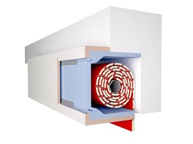 Box for roller shutter ISOLATUTTO