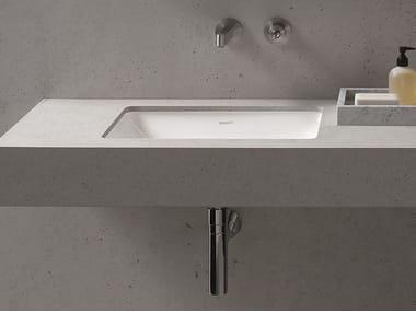 Lavabos bajo encimera archiproducts for Lavabo bajo encimera rectangular