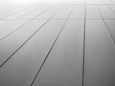 Outdoor floor tiles WHITE