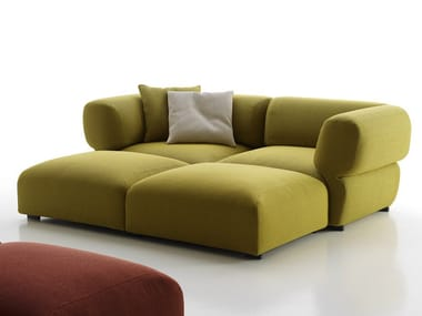 Sectional fabric sofa BUTTERFLY   Sofa