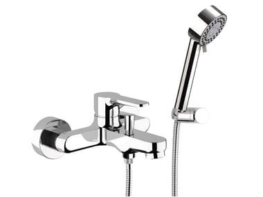 Wall-mounted bathtub mixer with hand shower WINNER   Bathtub mixer