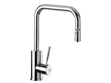 Kitchen mixer tap with swivel spout Q 73   Kitchen mixer tap