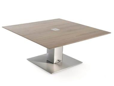 Height-adjustable coffee table DRIVE