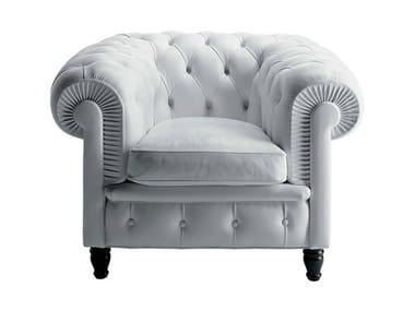 Tufted armchair CHESTER   Armchair