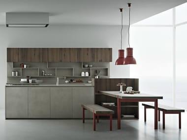 AXIS 012 | Cucina con isola By Zampieri Cucine design Stefano ...