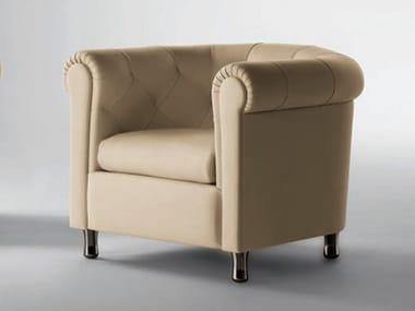 Tufted armchair ARCADIA   Armchair