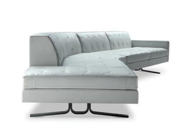 Modular leather sofa KENNEDEE   Modular sofa