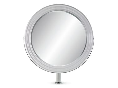 Double-sided swivel round mirror MAGNUM DOUBLE FACE