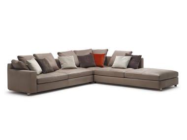 Sectional sofa MASSIMOSISTEMA | Sectional sofa