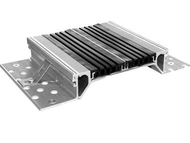 Joint pour sol en aluminium K FLOOR F 180