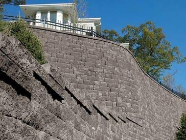 Containment wall VERTICA VJ®