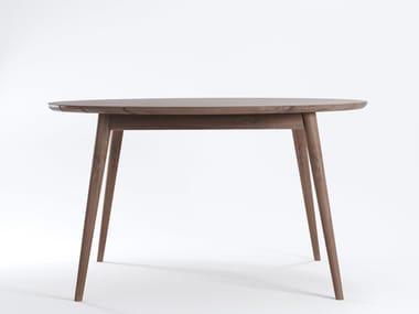 Teak garden table VINTAGE OUTDOOR | Round table