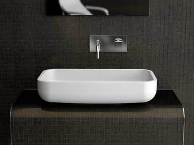 Countertop single washbasin JIMMY