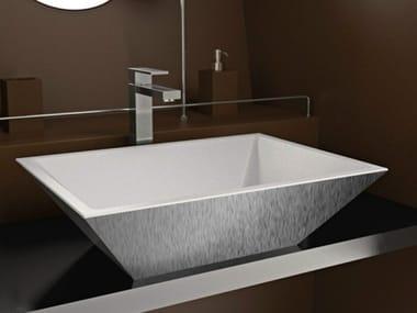 Countertop round washbasin MODO MAX