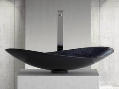 Countertop single washbasin INFINITY STARLIGHT