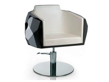 Hairdresser chair CRYSTALCOIFF