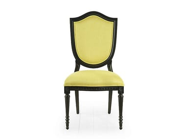 Upholstered fabric chair BRISTOL | Upholstered chair