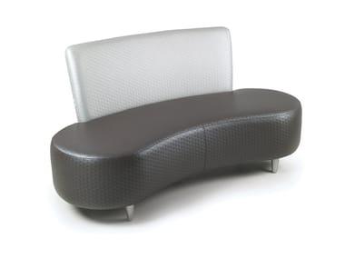 Eco-leather sofa BEAN