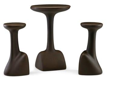 High polyethylene stool ARMILLARIA STOOL