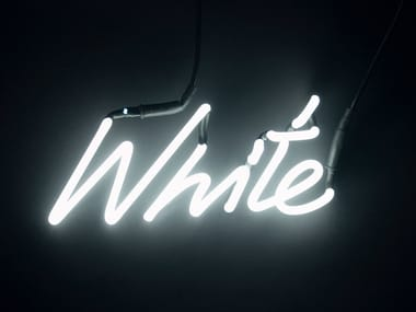 Light letter SHADES