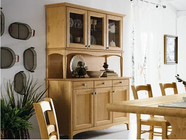 Credenza Con Vetrina Stile Country : Credenze stile country archiproducts