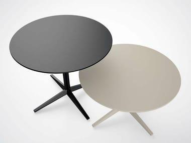 Folding round table FAZ   Folding table