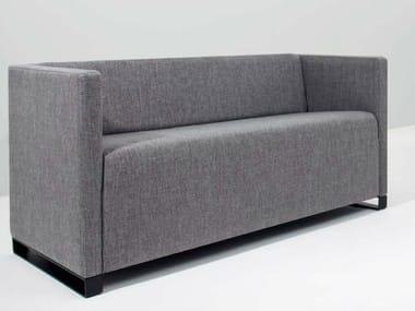Fabric leisure sofa Q-BÓ | Sofa