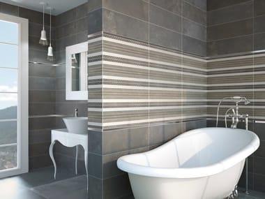 Ceramic wall/floor tiles with concrete effect SPUTNIK 20x60