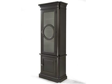 Wooden display cabinet EYE | Display cabinet
