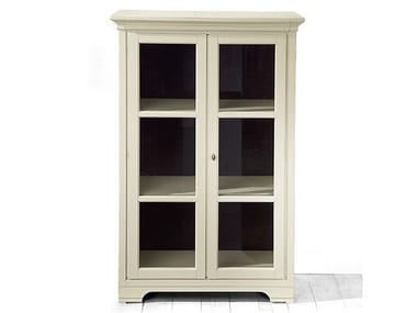 Wooden display cabinet ASPEN | Display cabinet