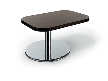 Low rectangular bistro side table MLC TABLE