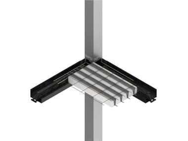 Mixed steel-concrete beam and column NPS® AIR